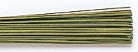 紙巻カラーワイヤー 『地巻ワイヤー #22 グリーン』 朝日ワイヤープロダクツ