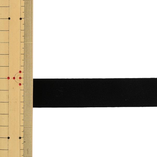 【数量5から】 リボン 『片面ベルベットリボン ラメ入り 幅約2.5cm 4番色 305』