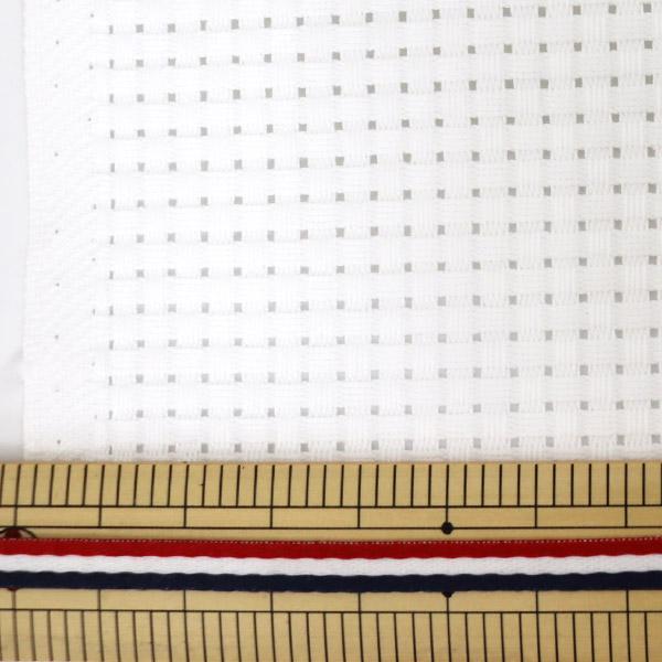 【数量1から】刺しゅう布 『No.3000 ジャバクロス25 (粗目) 6カウント 25目 ホワイト 3011-9』 LECIEN ルシアン cosmo コスモ