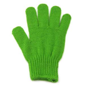 軍手 『手芸用 カラー手袋 2枚入り 黄緑 No.53』 ミササ misasa
