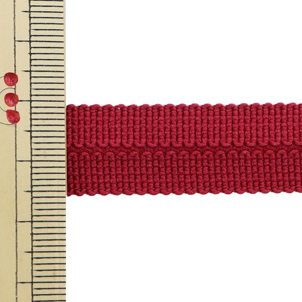 【数量5から】 手芸テープ 『ポリエステルニットバインダーテープ SIC-2303 18番色』