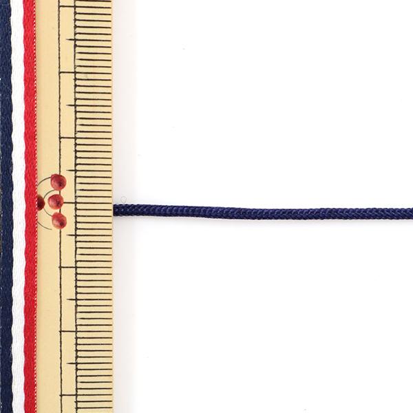 【数量5から】手芸ひも 『かがり紐 太 2mm幅 L-17番色』
