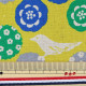 【数量5から】生地 『echino スタンダード bonbon イエロー』 KOKKA コッカ