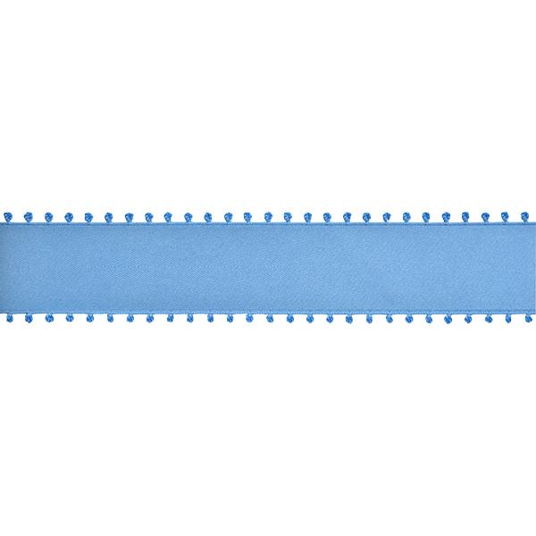 【数量5から】 リボン 『ピコットサテンリボン 1600K 幅約2.4cm 21番色』 MOKUBA 木馬