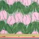 【数量5から】生地 『mOmen-t モーメント 綿麻シーチング チューリップ ペールピンク 148-1857-L-2』