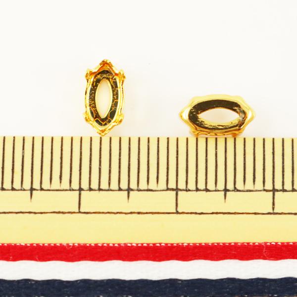 手芸金具 『#4228用 ゴールド 5個入』