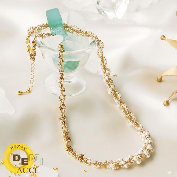 ビーズキット 『デミアクセ Champagne Classic シャンパンクラシック DM-4』 TOHO BEADS トーホービーズ
