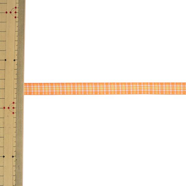 【数量5から】 リボン 『ベリーチェック 幅約1.2cm 3番色 26400』 TOKYO RIBBON 東京リボン