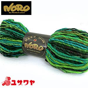 秋冬毛糸 『くれよんエアー 395番色』 NORO 野呂英作
