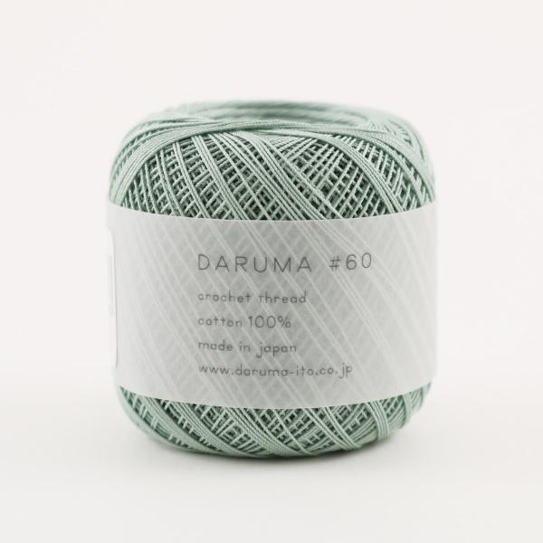 レース糸 『DARUMA #60 3番色』 DARUMA ダルマ 横田