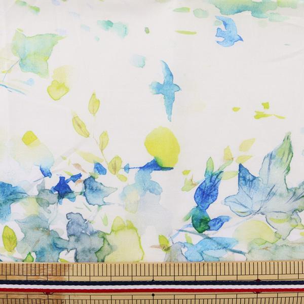 【数量5から】生地 『yui by Ayano ichiyanagi sougen インクジェット 60ローン EGXA-6105-1A』 KOKKA コッカ
