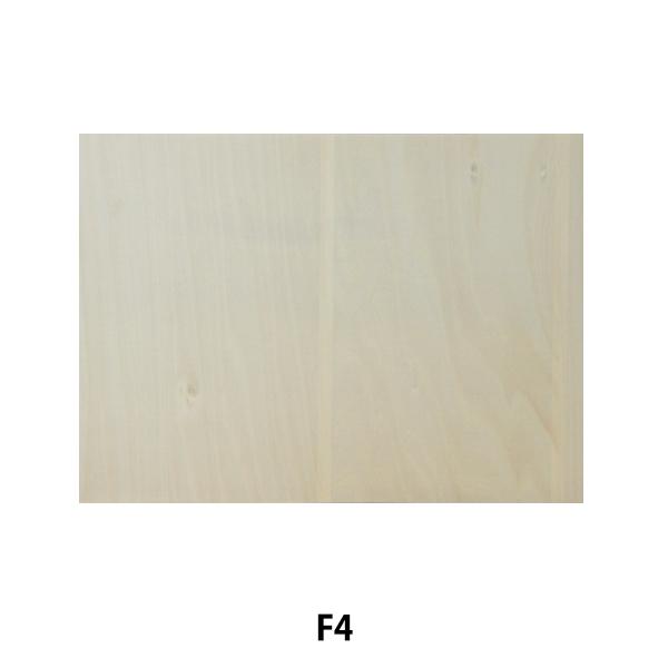 ベニヤパネル F4 【画材 板パネル 水張り】