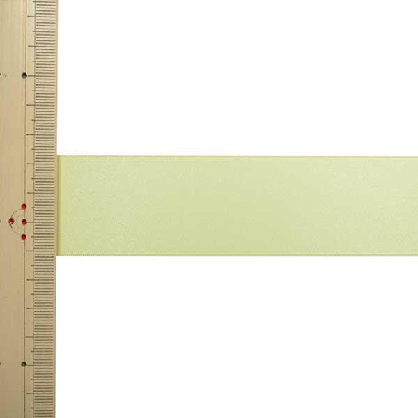 【数量5から】 リボン 『ポリエステル両面サテンリボン #3030 幅約3.6cm 50番色』