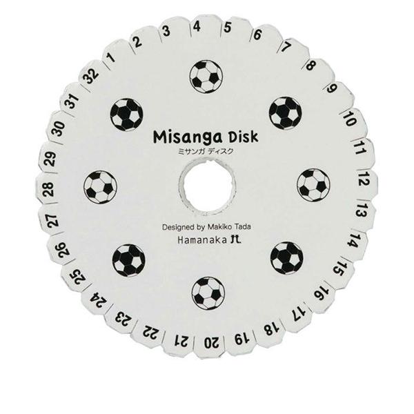 編み物ツール 『ミサンガディスク H205-589』 Hamanaka ハマナカ