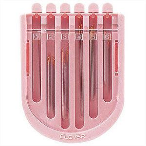 手縫い針 『ニードルコンパクト パッチワーク・キルト用 57-306』 Clover クロバー
