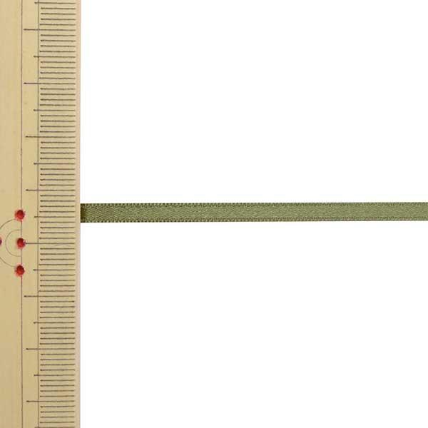 【数量5から】 リボン 『ポリエステル両面サテンリボン #3030 幅約4mm 49番色』