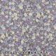 【数量5から】 生地 『60ローン FlownnyII レトロ小花 紫 NFA-1010-14C』 KOKKA コッカ