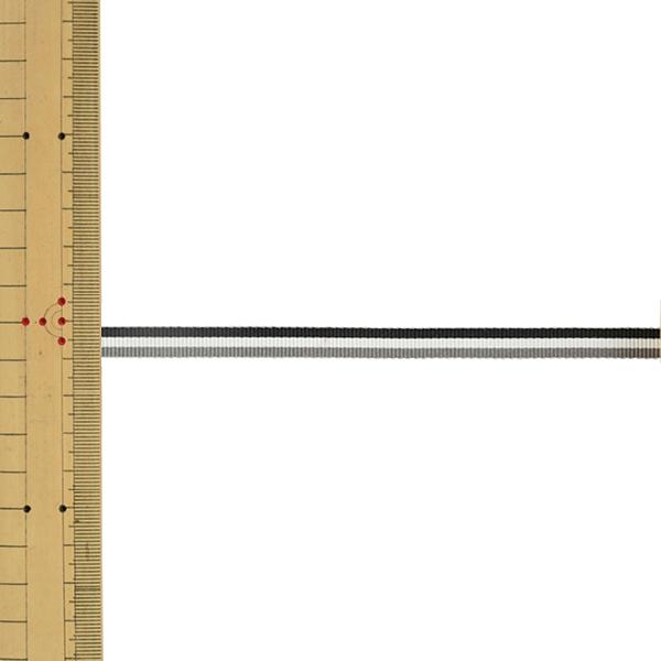 【数量5から】 リボン 『ストライプペタシャムリボン 幅約9mm 34番色 SIC-1119』