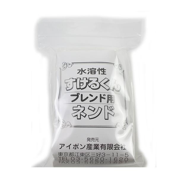 透明粘土 『水溶性 すけるくん ブレンド用 ネンド 250g』