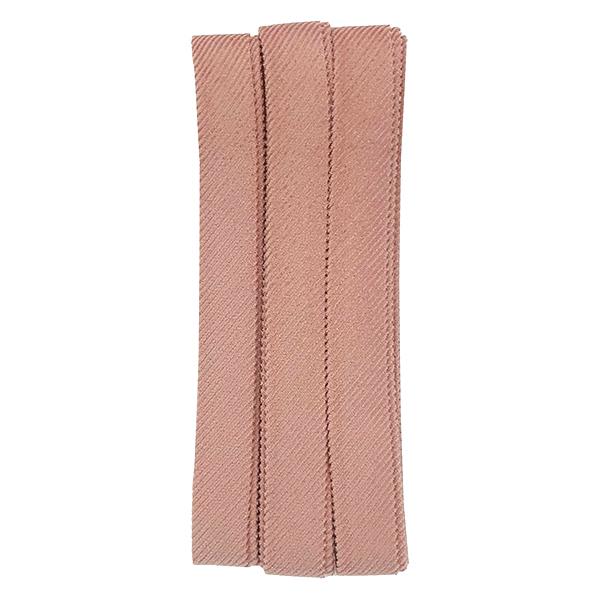 バイアステープ 『コーデュロイバイアステープ CP177 16色 CP177-12:サーモンピンク』 KIYOHARA 清原