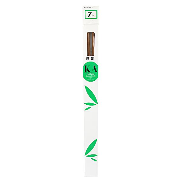 編み針 『硬質竹編針 玉付き 2本針 40cm 7mm』 mansell マンセル【ユザワヤ限定商品】