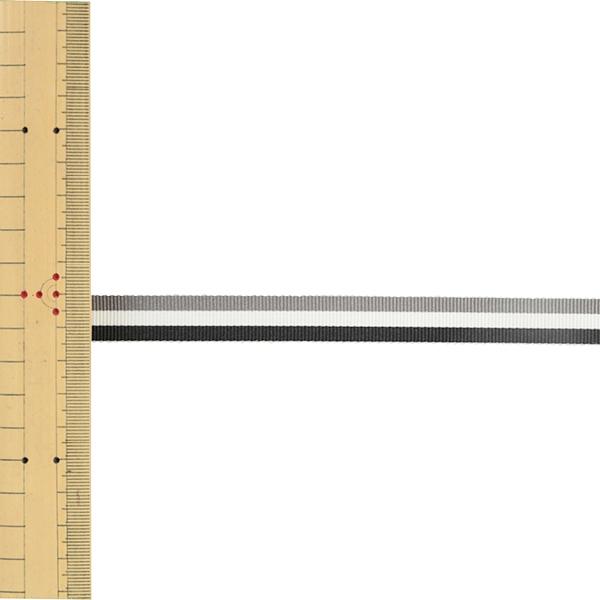 【数量5から】 リボン 『ストライプペタシャムリボン 幅約1.5cm 34番色 SIC-1119』