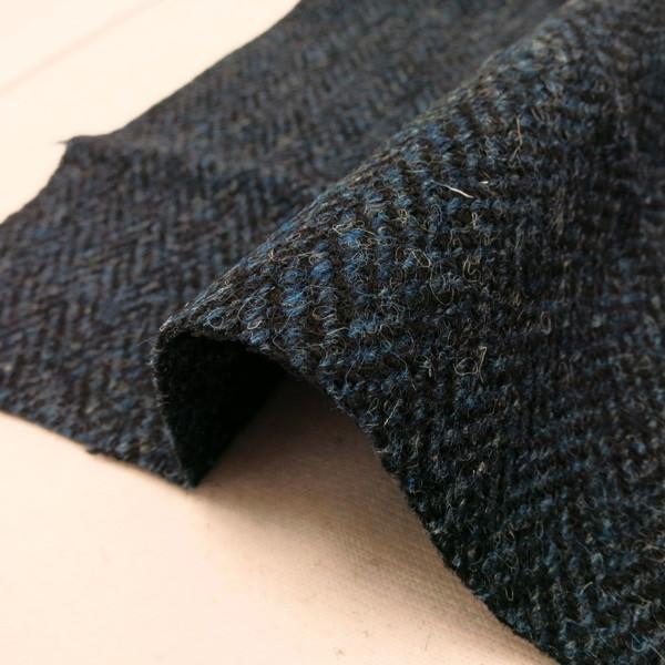 ハリスツイード Harris Tweed カットクロス 25×35cm/C-L002N [生地/布/ウール]