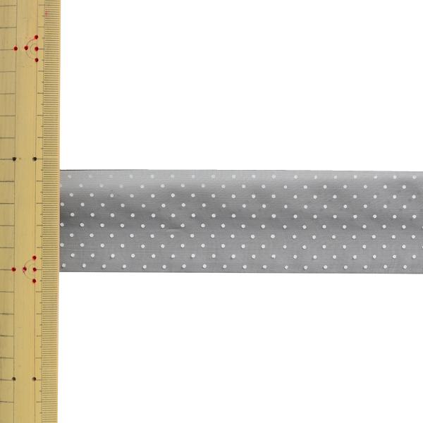 【数量5から】 リボン 『ドットプリントリボン SIC-312 幅約5cm 11番色』