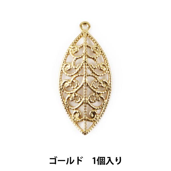 手芸金具 『デザインコネクトパーツ #14 ゴールド 金 G』