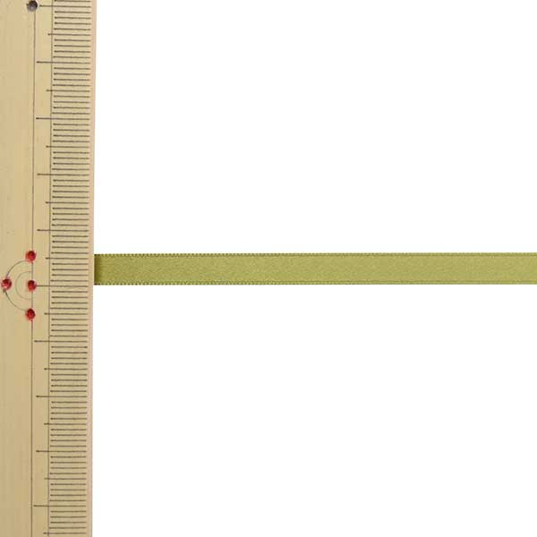 【数量5から】 リボン 『ポリエステル両面サテンリボン #3030 幅約6mm 53番色』