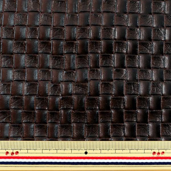 生地 『フェイクレザー カットクロス B編 4番色 約70×50cm FC-100-04BR』