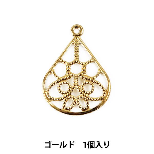 手芸金具 『デザインコネクトパーツ #16 ゴールド 金 G』