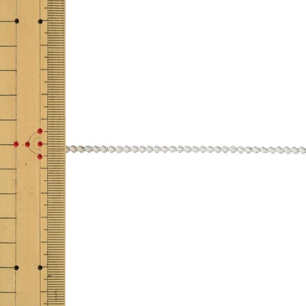 【数量5から】 手芸ブレード 『レーヨンブレード 幅約4mm 100番色 111-316』