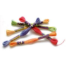 刺しゅう糸 『DMC 刺繍糸 カラーバリエーション 4045番色』 DMC ディーエムシー