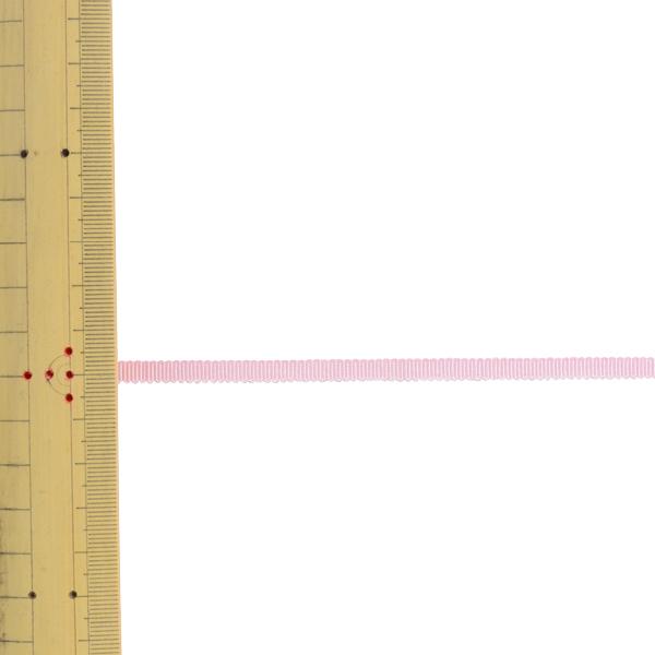 【数量5から】 リボン 『レーヨンペタシャムリボン SIC-100 幅約5mm 5番色』