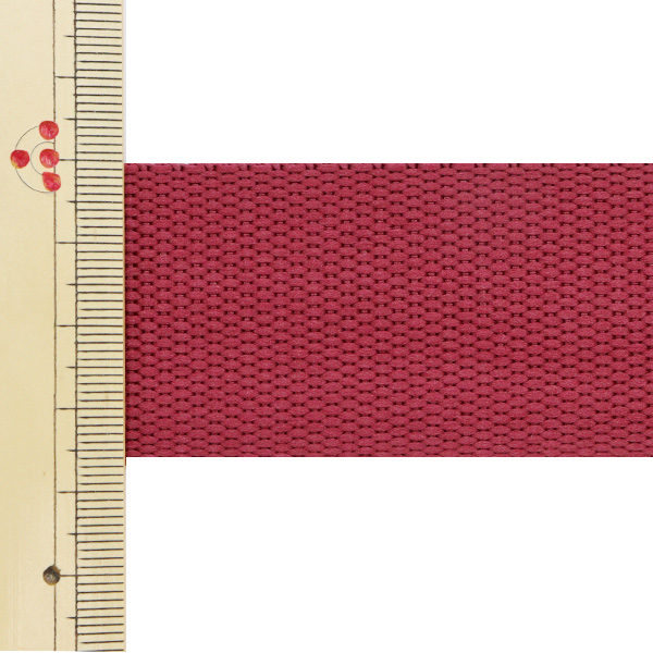 【数量5から】 手芸テープ 『ポリエステル平織テープ 38mm幅 527番色 TH15-38-527』 YKK ワイケーケー