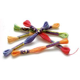 刺しゅう糸 『DMC 刺繍糸 カラーバリエーション 4145番色』 DMC ディーエムシー