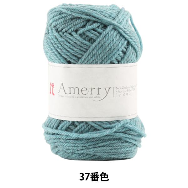 秋冬毛糸 『Amerry (アメリー) 37番色』 Hamanaka ハマナカ