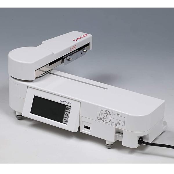 刺繍機 『シンガー 家庭用コンパクト刺しゅう機 シュシュプラスEU-2JSP』 SINGER