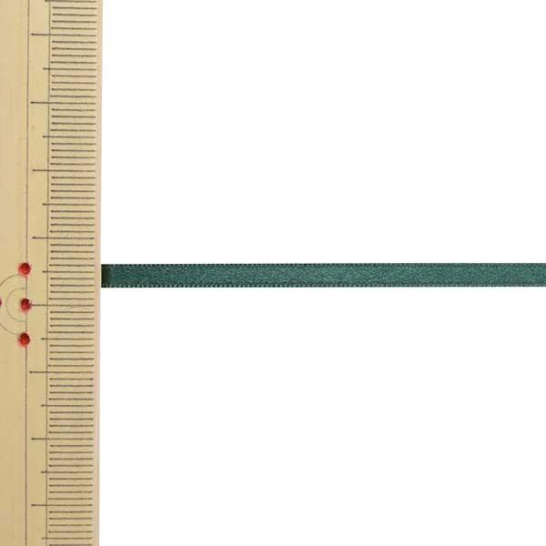 【数量5から】 リボン 『ポリエステル両面サテンリボン #3030 幅約4mm 59番色』