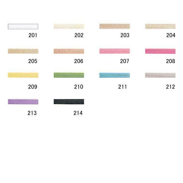 レース糸 『マンセル スーピマレース糸 #20 50g 208番色』 mansell マンセル【ユザワヤ限定商品】