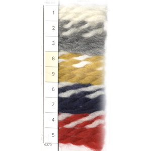 秋冬毛糸 『Combination Wool (コンビネーションウール) 7番色』 DARUMA ダルマ 横田