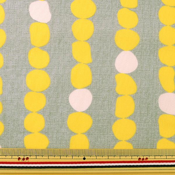 【数量5から】生地 『NINA ソフリー グレー 148-1225-D3』