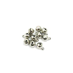 手芸金具 『宝来鈴 6mm 銀15個 SH-006N-15』