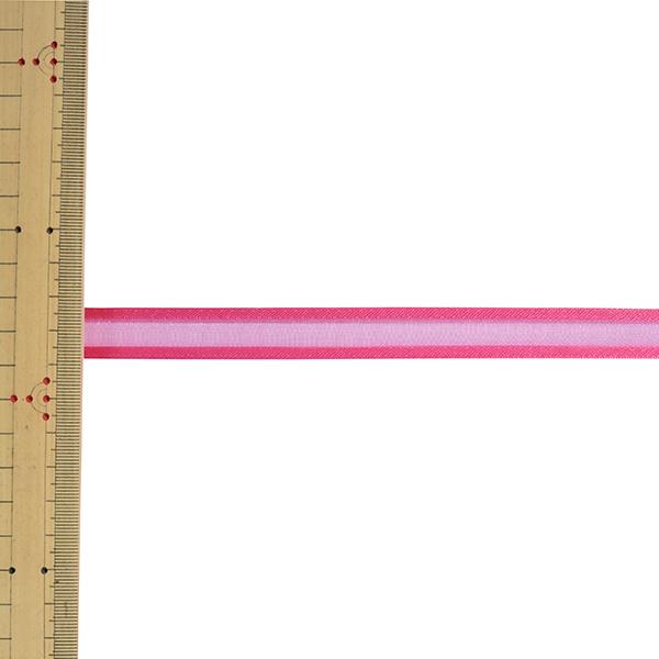 【数量5から】 リボン 『ボールドエッジ 幅約1.5cm 121番色 48833』 TOKYO RIBBON 東京リボン