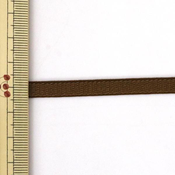 【数量5から】リボン 『ストレッチサテンリボン 6mm幅 8番色』 MOKUBA 木馬