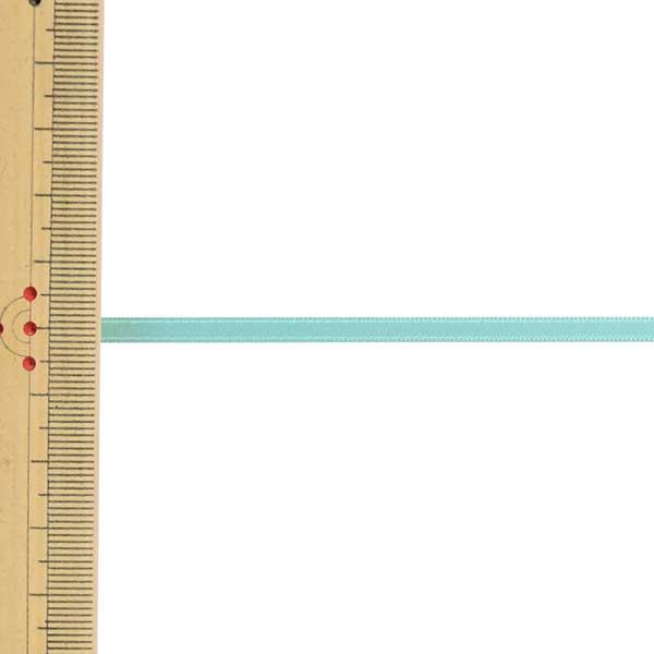 【数量5から】 リボン 『ポリエステル両面サテンリボン #3030 幅約4mm 62番色』