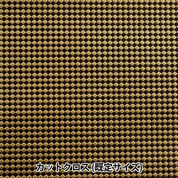 生地 『フェイクレザー カットクロス ドット風 14番色 約70×50cm C-P13088-14GD』