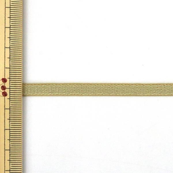 【数量5から】リボン 『ストレッチサテンリボン 6mm幅 10番色』 MOKUBA 木馬
