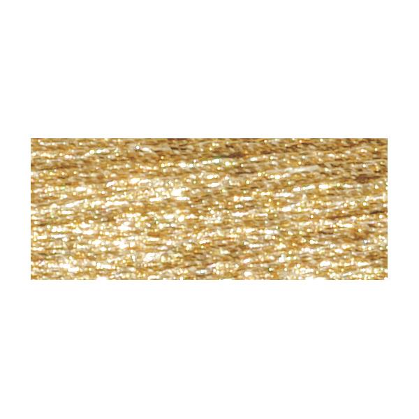 刺しゅう糸 『DMC ライトエフェクト糸 317W-E677』 DMC ディーエムシー